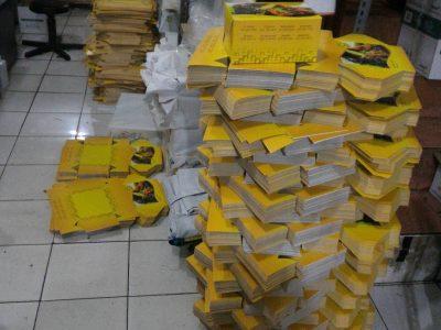Klik detail produk packaging