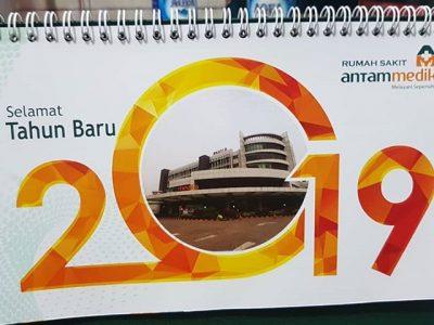 Klik detail produk Kalender