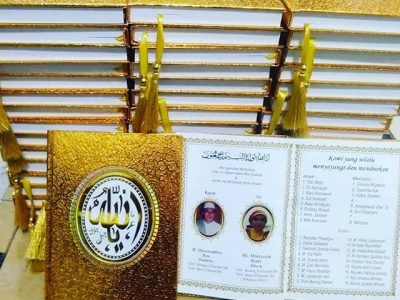 Klik detail produk Buku Yasin